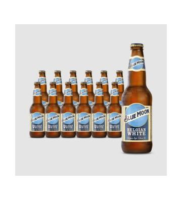 "Cerveza Belgian White ""Blue..."