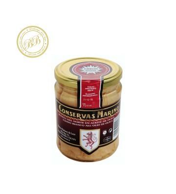 exquisito sabor del mejor bonito del norte y gracias al aceite de oliva que le potencia su gran sabor