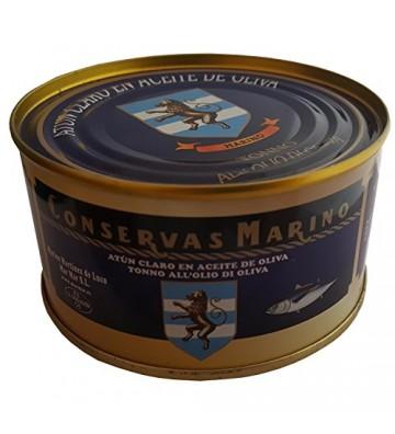 Atún claro en aceite de oliva de  Marmar, gran calidad para tomar solo o acompañado