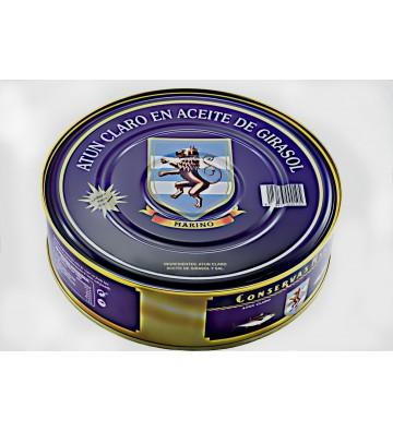 Auténtico atún de Marmar en aceite de girasol, gran relación calidad/precio