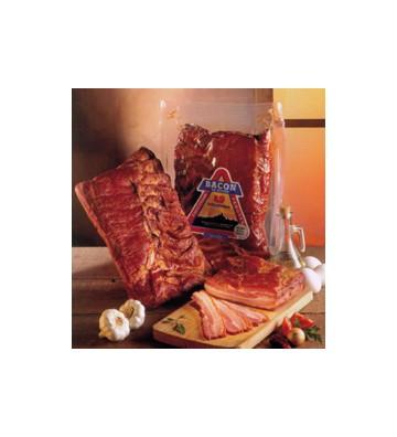 Bacon totalmente artesanal de la fábrica La Segoviana de gran calidad te sorprenderá