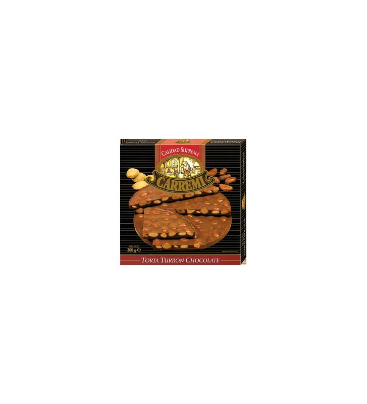 Esta fina torta de chocolate Carremi te hará chuparte los dedos