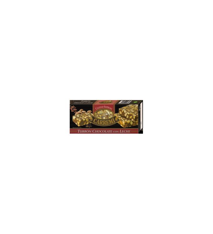 Excelente sabor de chocolate y la mejor calidad de la almendra la encuentras en esta combinación de Carremi