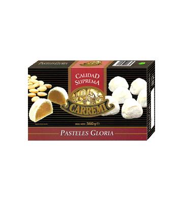 Ricos pasteles de gloria Carremi, para degustar junto con sus pasteles de Yema