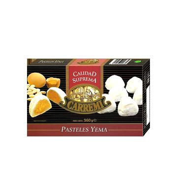 Deliciosos pasteles  de Yema de Carremi, te envolverá su sabor exquisito