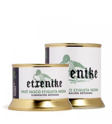 Pate  Etxenike elaborado artesanalmente que deleitará tu paladar
