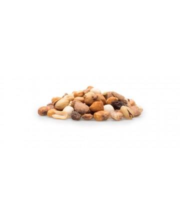 Rica mezcla de aperitivo con los mejores frutos secos variados y naturales