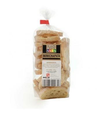 Crujientes chapatas de gran calidad para tomar solas o acompañadas de quesos, pates, etc...