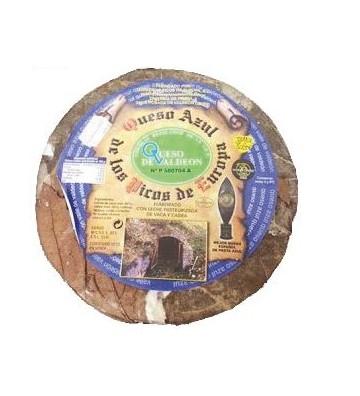 Queso azul de Valdeón elaborado en el propio corazón de los Picos de Europa, impresionante y único sabor que te sorprenderá.