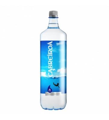 Agua Cabreiroa Pack 6 botellas 1,5 Lt. del manantial de Verín en Ourense.