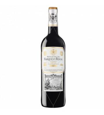 Presentamos una de las firmas mas reconocidas, fundada en 1858 de Marques de Riscal y pionera de grandes vinos de la Rioja.