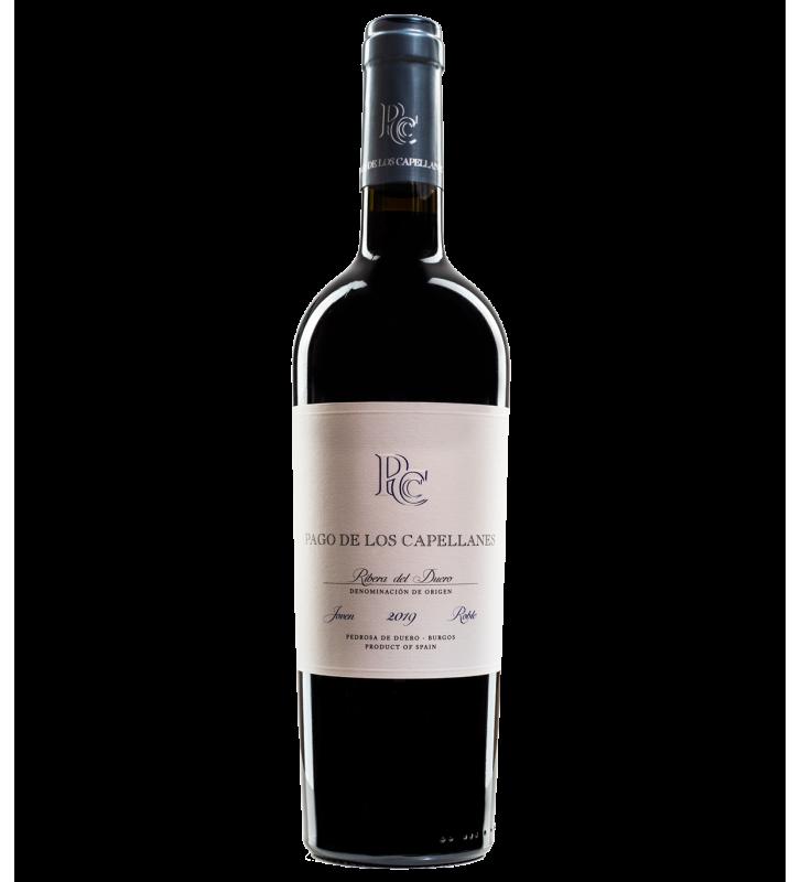 Pago de los Capellanes Roble es el vino con la mejor relación calidad-precio de la bodega.