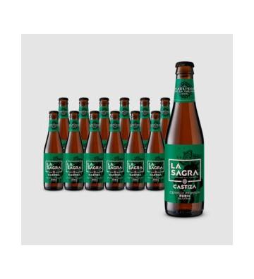 """Cerveza Artesana """"La Sagra""""..."""